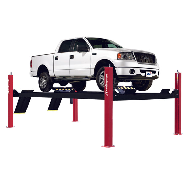 Challenger 4P14EFX - 14,000 lbs Capacity Four Post Lift