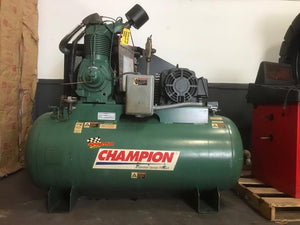 USED Champion HRA15-12 - Air Compressor