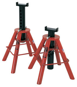 Norco 81210 - 10-Ton Capacity High Height Jack Stands