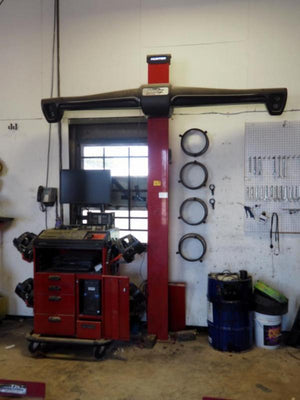 USED Hunter Hawkeye Elite - Alignment Machine
