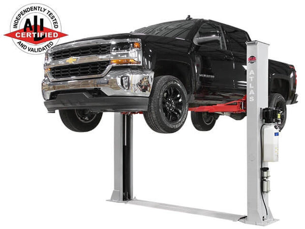 Atlas Platinum PVL-9BP -  9,000 lb. Capacity 2-Post Lift (ALI Certified)