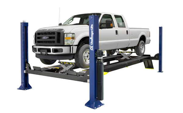 Challenger AR4015XAX - 15,000 lb. Capacity 4-Post Alignment Lift
