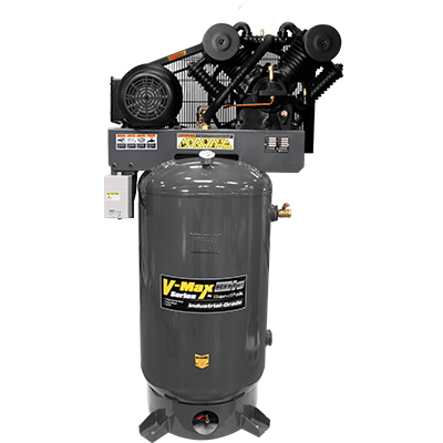 BendPak VMX-7580V-601 V-Max Elite Air Compressor - 1-Phase Air Compressor