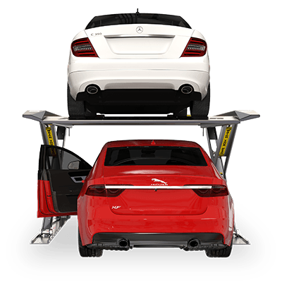 BendPak PL-6SRX Autostacker - Parking Lift