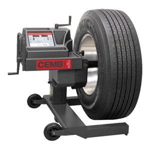 CEMB C206 - Mobile Wheel Balancer