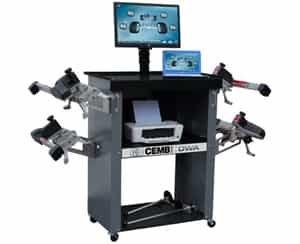 CEMB DWA1000XL - Wireless Wheel Alignment System