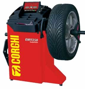 Corghi EM9250 - Digital Wheel Balancer