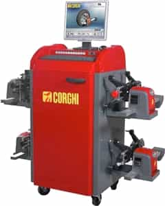 Corghi Exact 70 - Alignment Machine