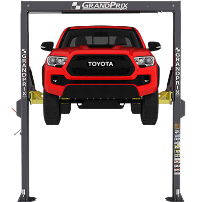 BendPak GrandPrix GP-7 - 7000 lb. Capacity 2 Post Lift