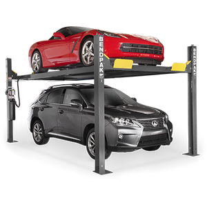 BendPak HD-9XW - 9,000 lb Capacity 4-Post Lift