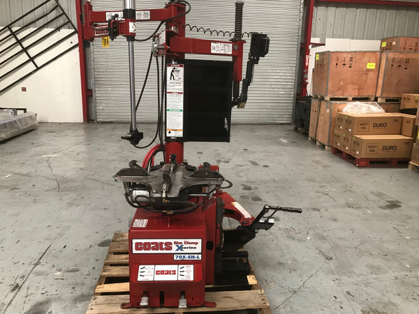 USED Coats 70XEHL - Tire Changer