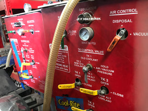 USED Cool-Rite 5460 - Coolant Exchange Machine