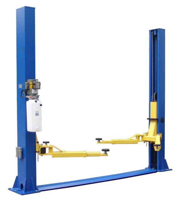 Prokar PK9KFX - 9,000 lb. Capacity Symmetric Floor Plate - Two Post Lift