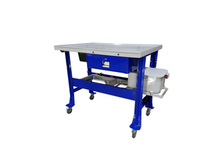 iDeal PTDT-PW-1000 - Premium Tear Down Table with Parts Washer