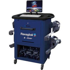 Ravaglioli 8-Liner 8CCD - Bluetooth Wireless Aligner