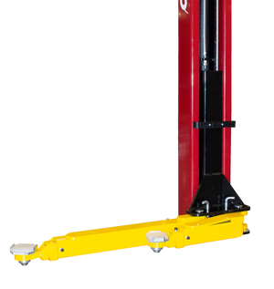 Challenger VLE10 - 10,000 lb. Capacity Versymmetric® 2 Post Lift