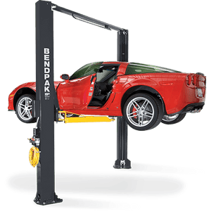 BendPak XPR-10AS - 10,000 lb. Capacity Asymmetric 2 Post Lift
