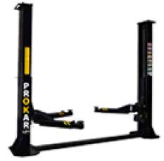 ProKar PK9TPB - 9,000 lb Capacity 2-Post Lift