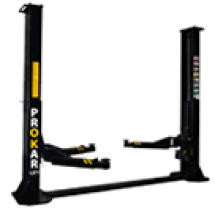 ProKar PK12TPB - 12,000 lb. Capacity 2 Post Lift