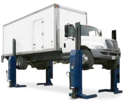 Challenger CLHM-190 (Set of 4) - 76,000 lb. Capacity Mobile Column Lifts