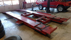 Used Hunter RM Scissor Lift