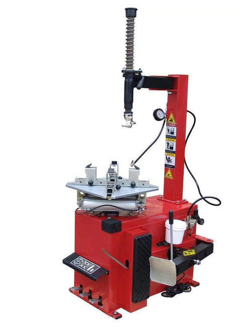 ProKar PKTC-400M-B - Motorcycle Tire Changer