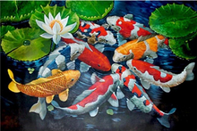 Load image into Gallery viewer, Giobel Koi Fish
