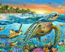 Load image into Gallery viewer, Sea Turtles