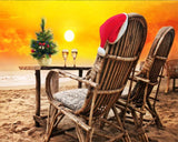 Christmas in Beach