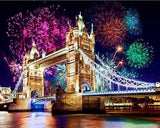 London Bridge & Fireworks