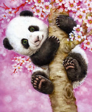 Load image into Gallery viewer, Panda Flower Tree