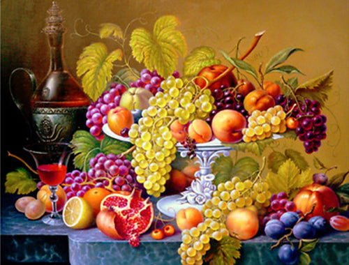 Elegant Fruits Arrange
