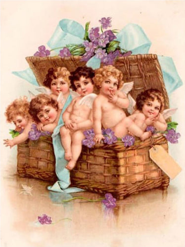 Basket of Cherubs