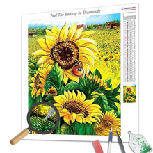 Load image into Gallery viewer, Sunflower Field