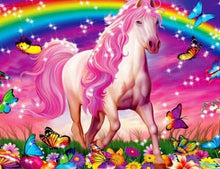 Load image into Gallery viewer, RAINBOW HORSE