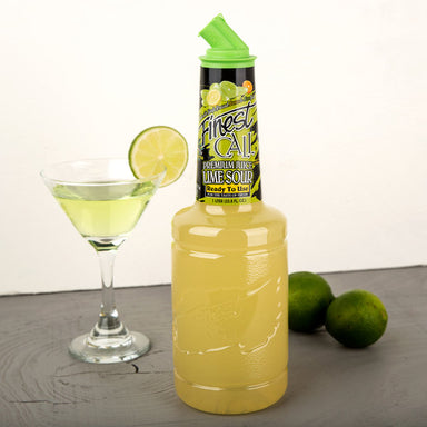 Finest Call Lime Sour with Pour Spout - 1L