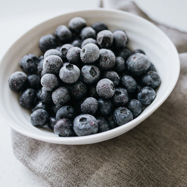 Klassen Farms Blueberries Frozen - 10lb Bulk