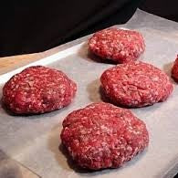 Bison Burger 4 oz - 2 pack