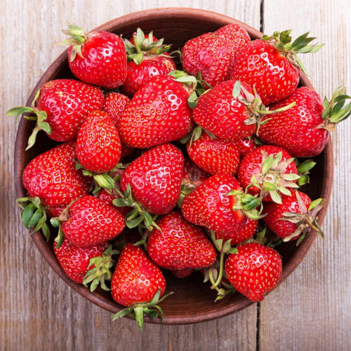Strawberries -FLAT 8 x 1 LB