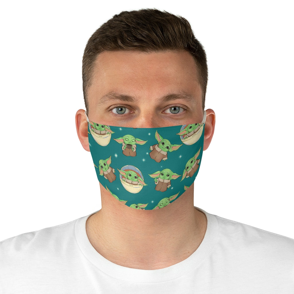 "Baby Yoda ""The Child"" Jersey Knit Face Mask"