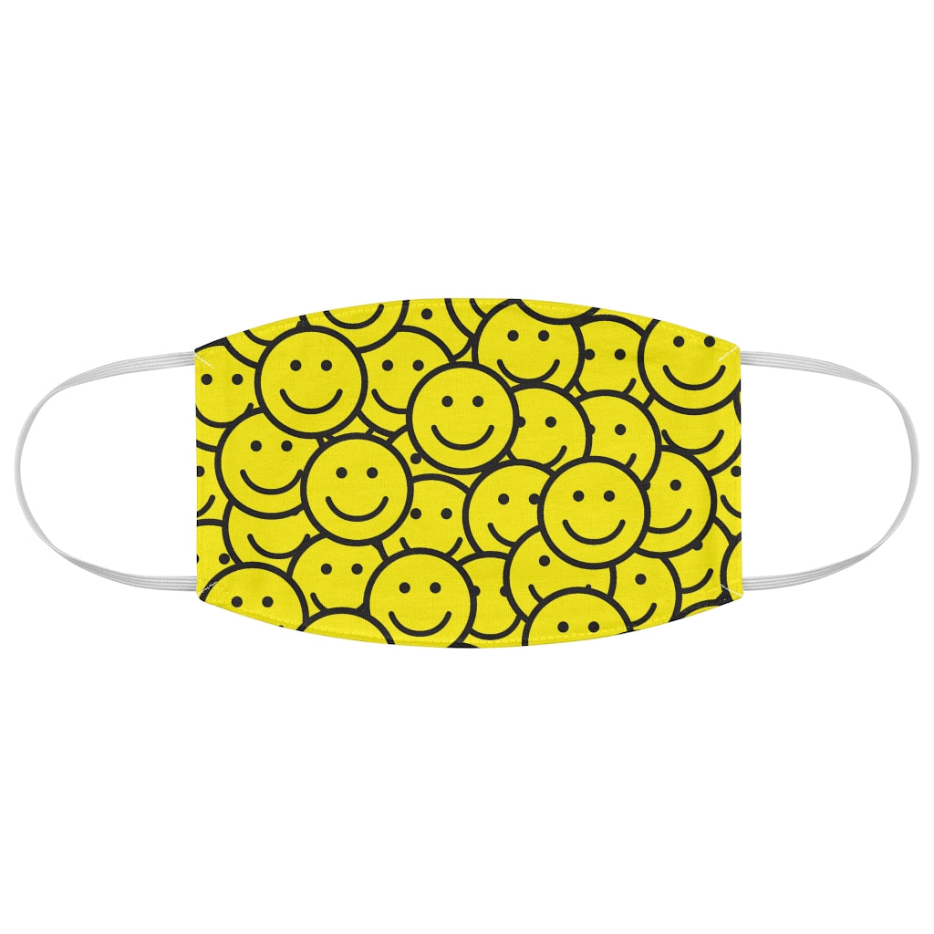 All Smiles Jersey Knit Face Mask