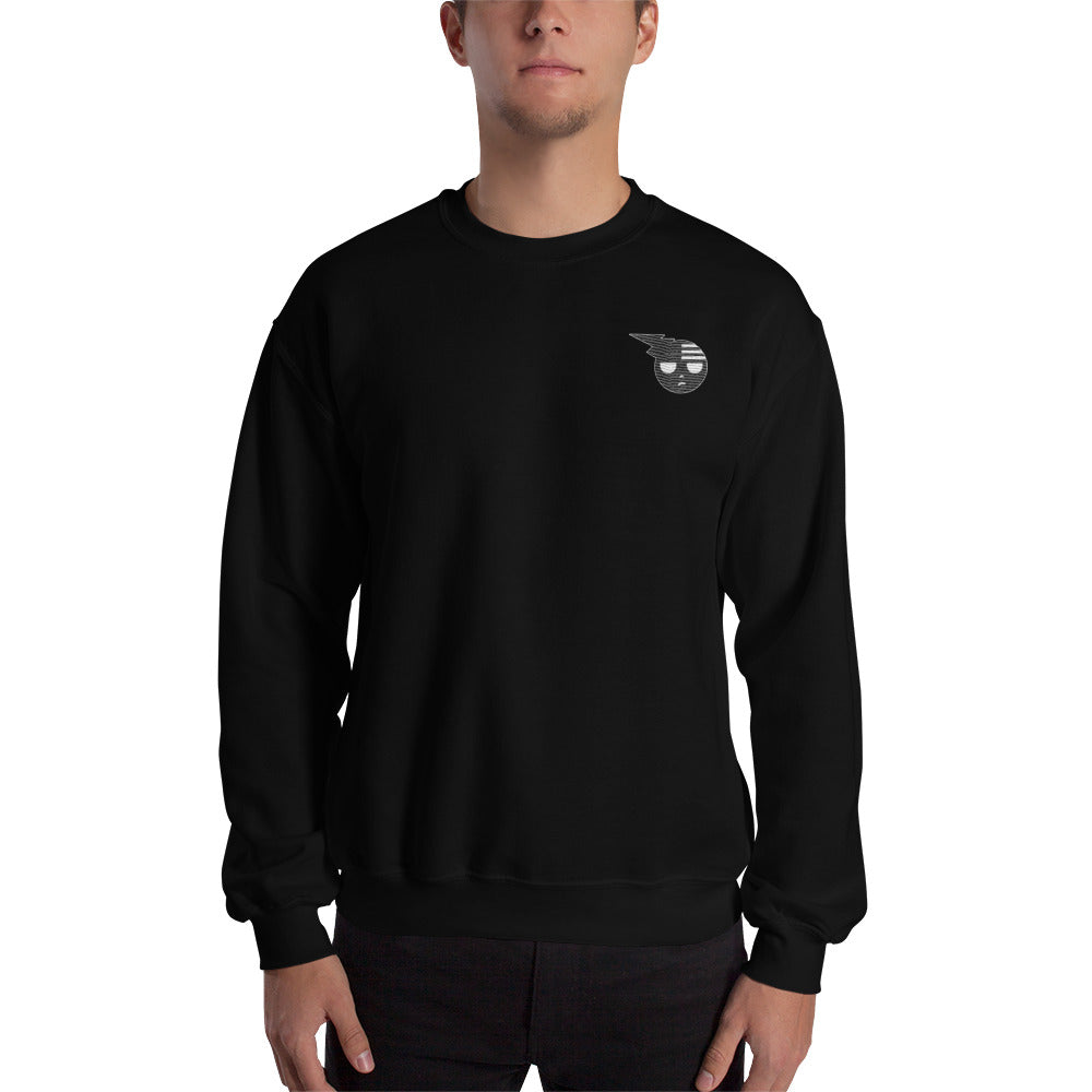 Soul Eater Death the Kid Soul Embroidered Sweatshirt