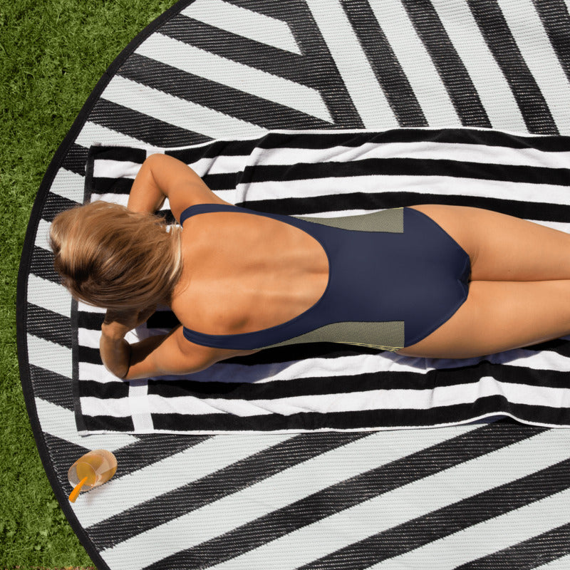 Star Trek Discovery Starfleet Uniform Styled One-Piece Swimsuit