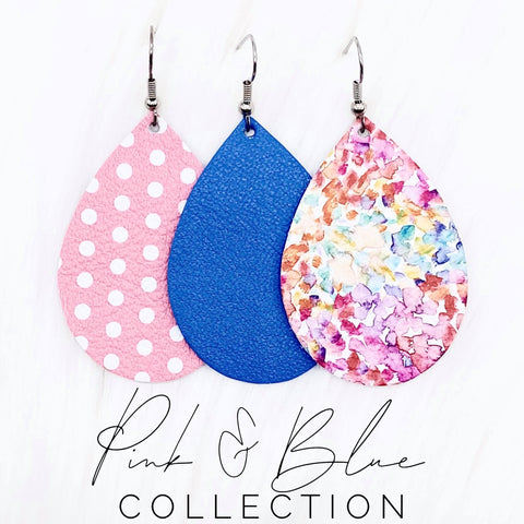 "2"" Pink & Blue Mini Collection"