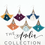 The Amelia Collection *SHIPS IN 15 BUSINESS DAYS* SEE DESCRIPTION