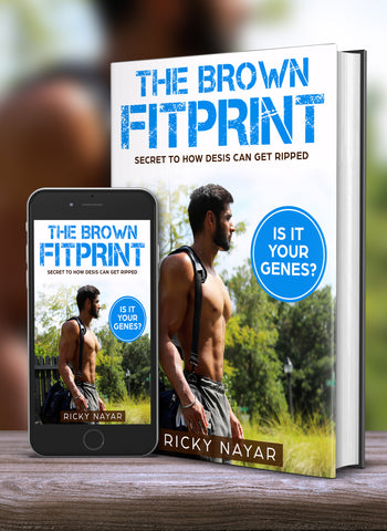 The Brown Fitprint: Secret to How Desis Can Get Ripped