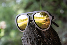 Load image into Gallery viewer, Gone Flying Gold - polar-view-sunglasses