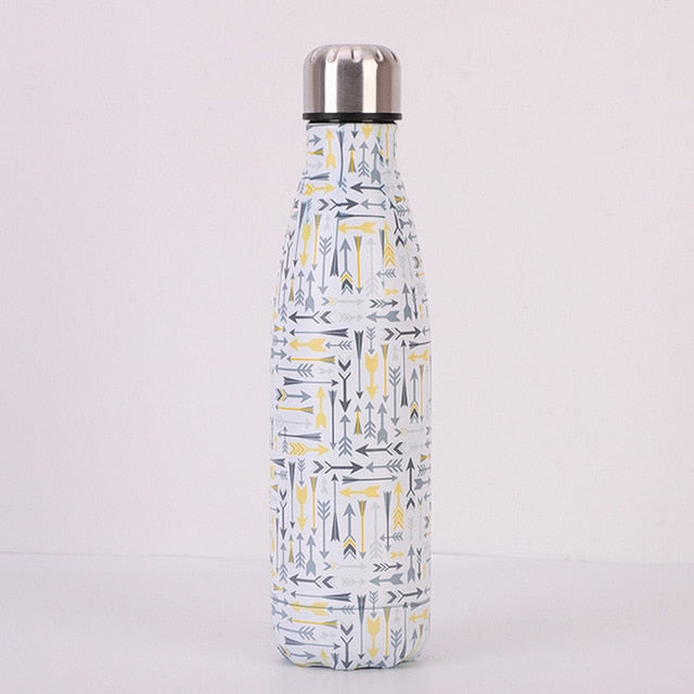 Stainless Steel Vacuum Insulated Water Bottle