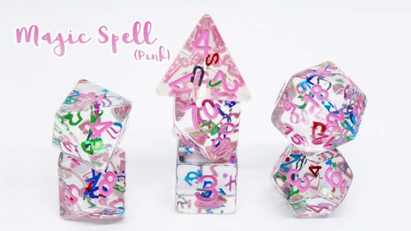 Magic Spell (Pink)