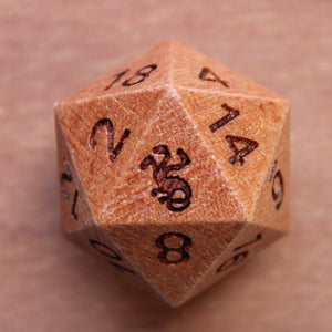 Hydra Sandalwood Single D20
